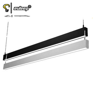 Led Lineaire Verlichting Armatuur 600Mm 1200Mm 1600Mm 2000Mm 2400Mm Aanpasbare Lengte