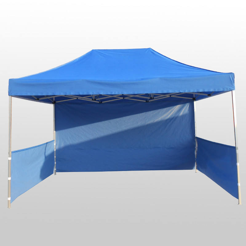 2019 new design canopies for outdoor advertising 10x15 aluminum gazebo tent fireproof polyester folding tent