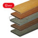 High Quality Outdoor Solid Wood Texture UV-resistant WPC manufacturer / WPC Decking / Wood-Plastic Composite Flooring
