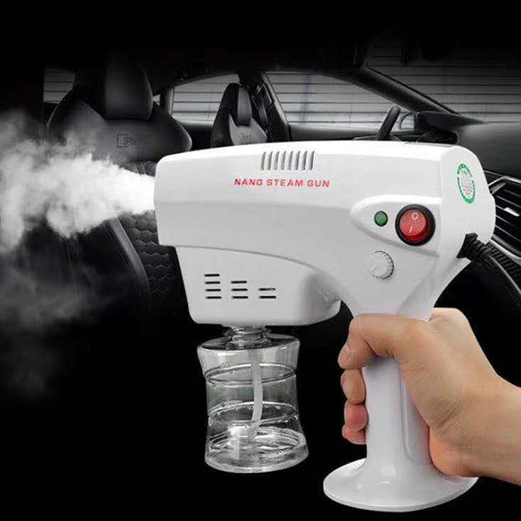 Small Automatic Fumigating Atomizer 220V, Motorized Pressure Fogger Machine Sprayer Ulv