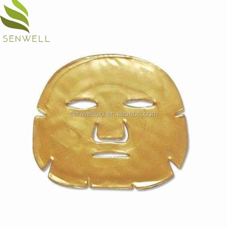 Factory Wholesale hyaluronic acid crystal collagen face mask