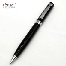 Lingmo 2020 New Design High Quality Gift Metal Ball Pen OEM Logo Luxury Ballpoint Pen