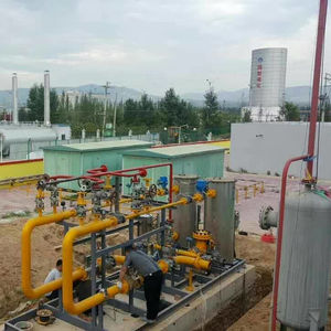 Small Mini LNG plant equipment liquefied natural gas plant