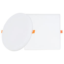 new frameless led panel light 36w back lighting square