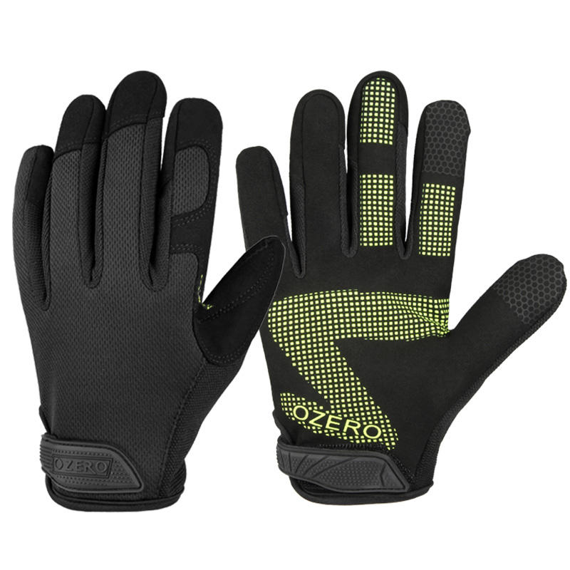 Bulk Breathable Hand Cycling Gloves for Bike Screen Touch Bicycle Racing Gloves .