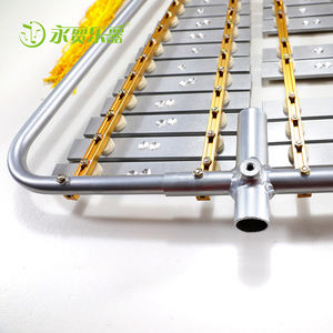 China wholesale marching glockenspiel metallophone for sale marching metal xylophone