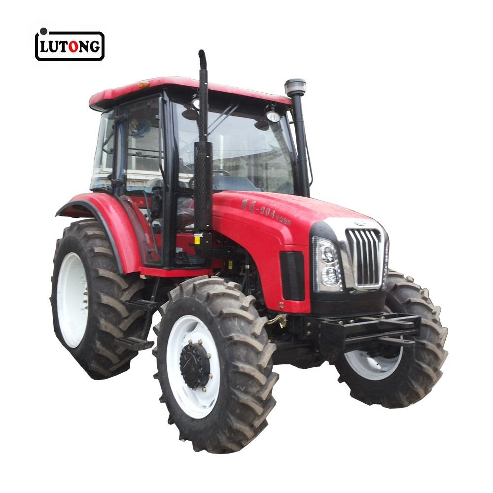 tractor machine agricultural farm equipment 100hp