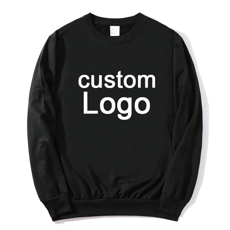 Manufacturer blank cotton hoodies sweatshirts black chenille patches sweatshirt