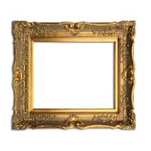 Professional Manufacture Baroque Style Classical Gold Large Painting Frames