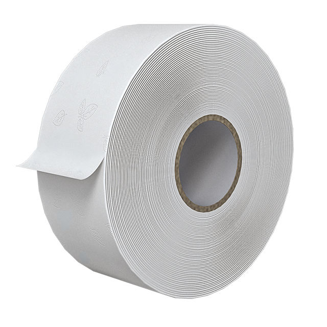 Wholesale High Quality Cheap 720g Jumbo Roll Toilet Paper Commercial Large Toilet Tissue For Hotel