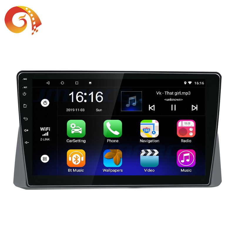 Touch Screen Stereo Android Head Unit Car Radio For Honda Accord 8 2008 2009 2010 2011 2012 2013