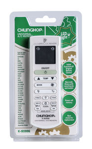 Chunghop K-9099E air condition controller universal with LED light