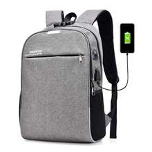 Large Capacity multifunction waterproof Anti theft backpack Smart Laptop Backpack bag with USB Charging port