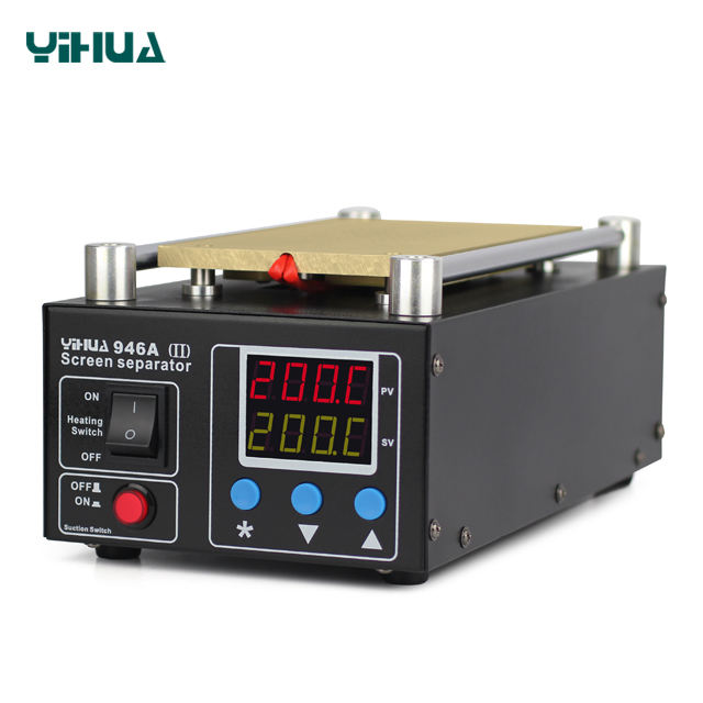YIHUA 946A II High quality lcd touch screen glass separator machine