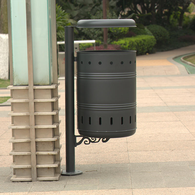 wholesale rubish bin public design garbage bin stand compost bin cleaning equipment