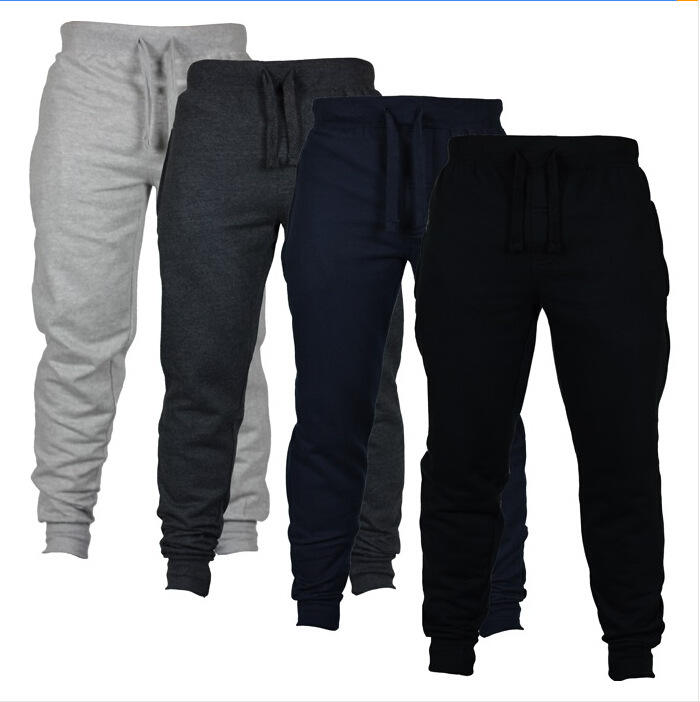 Custom Sweatpants,High Quality Padded Sweat Pants For Cold Weather Winter men jogger sweatpants