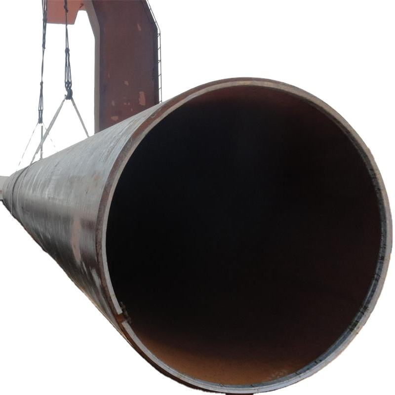 China Tianjin CREDIT API 5l X65 20 inch LSAW Weld Carbon Steel Pipe