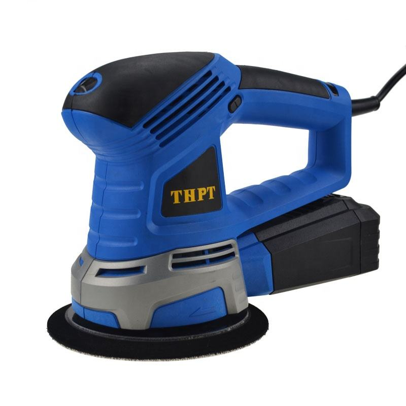 THPT AJ46 450W 125mm Electric Random Orbit Sander for Wood/Drywall polishing