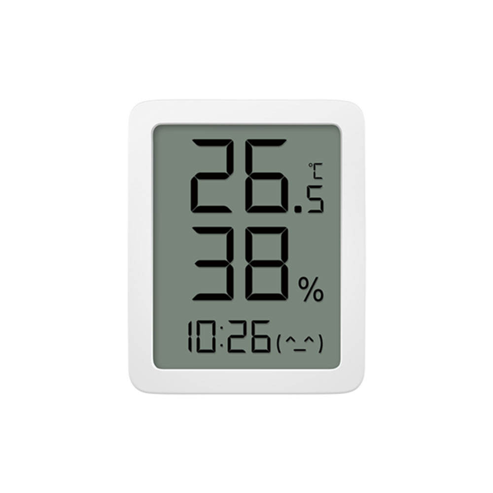 Xiaomi Miaomiaoce 3.54inch time digital display High Precision Temperature Hygrometer