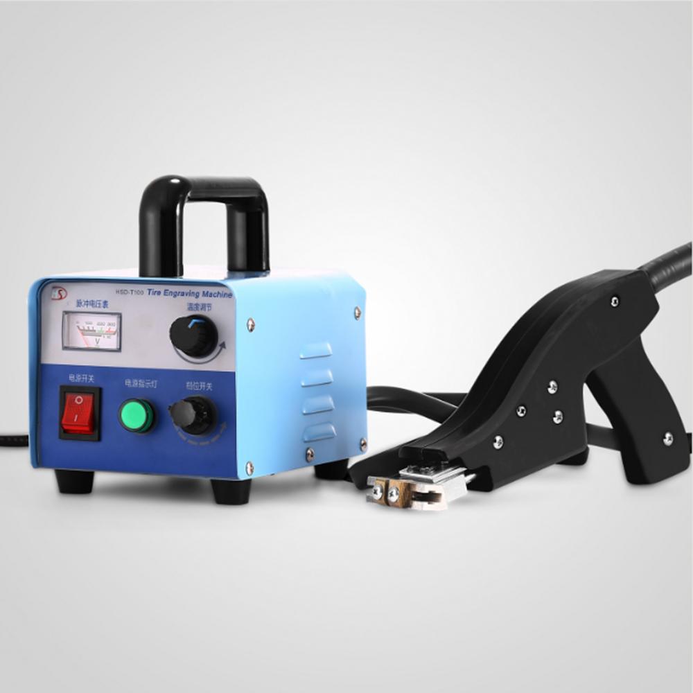Elettrico Pneumatico Battistrada Regroover/Ricostruzione Dei Pneumatici Strumento con Lame