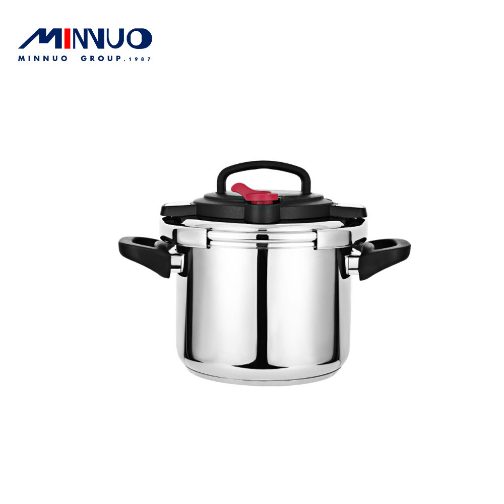 High quality German craft production ISO9001 CE Authentication Carbon steel cooking pot ware non stick cookware set Soup pot set