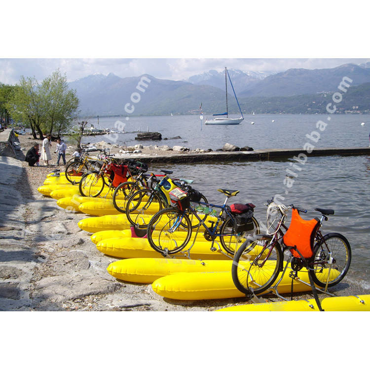 China best sale new design water play single bicycle