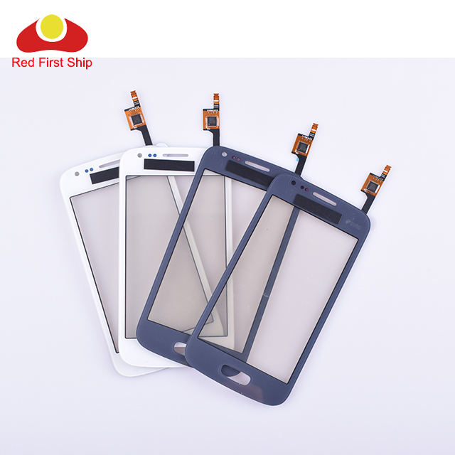 "Hoge Kwaliteit 4.0 ""Voor Samsung Galaxy Ace 3 S7270 S7272 S7275 Touch Screen Digitizer Sensor Outer Voor Glas Lens panel"