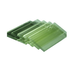 medical x ray shielding lead glass for hospital CT scan use