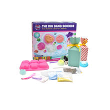 Kids Craft Gift DIY Science Melt and Pour Soap Making Kit for Kids