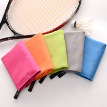Absorbent Soft Handy Bathrobe Microfiber Bath Sports Towel Velour Towel Quick Drying Large Outdoor Sports Towels