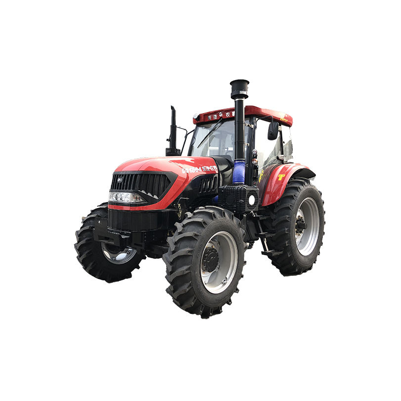 new cheap 4-wheel sale tractor agricola small and big farm equipment