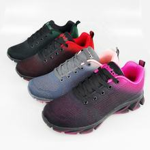 Sweat-Absorbant China Comfortable Outdoor Sneakers, Breathable Casual Basket Running Sport Shoes