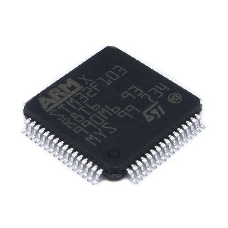 electronic components distributor ARM Cortex-M3 STM32F1 Microcontroller IC stm32f103r8t6