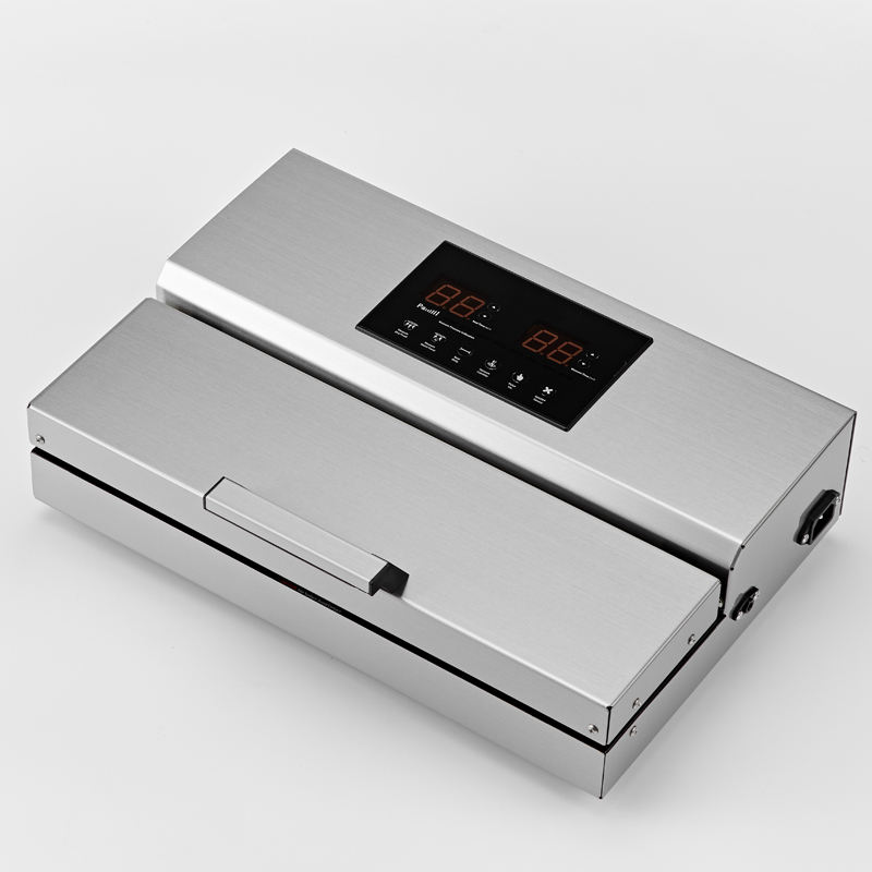 Vacuüm Voedsel Sealer Machine Voedsel Zak Vacuum Sealer Vacuüm Verpakking Machine Worst Verpakkingsmachine <span class=keywords><strong>Bacon</strong></span> Verpakking