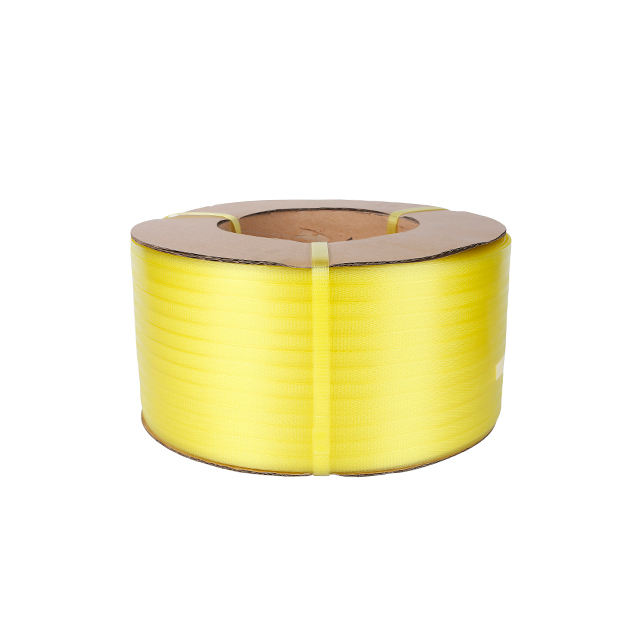 Yellow Box Plastic Strap Packing Strapping
