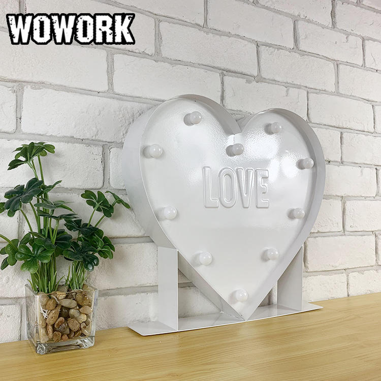 WOWORK vegas marquee light up letters for indoor outdoor usage