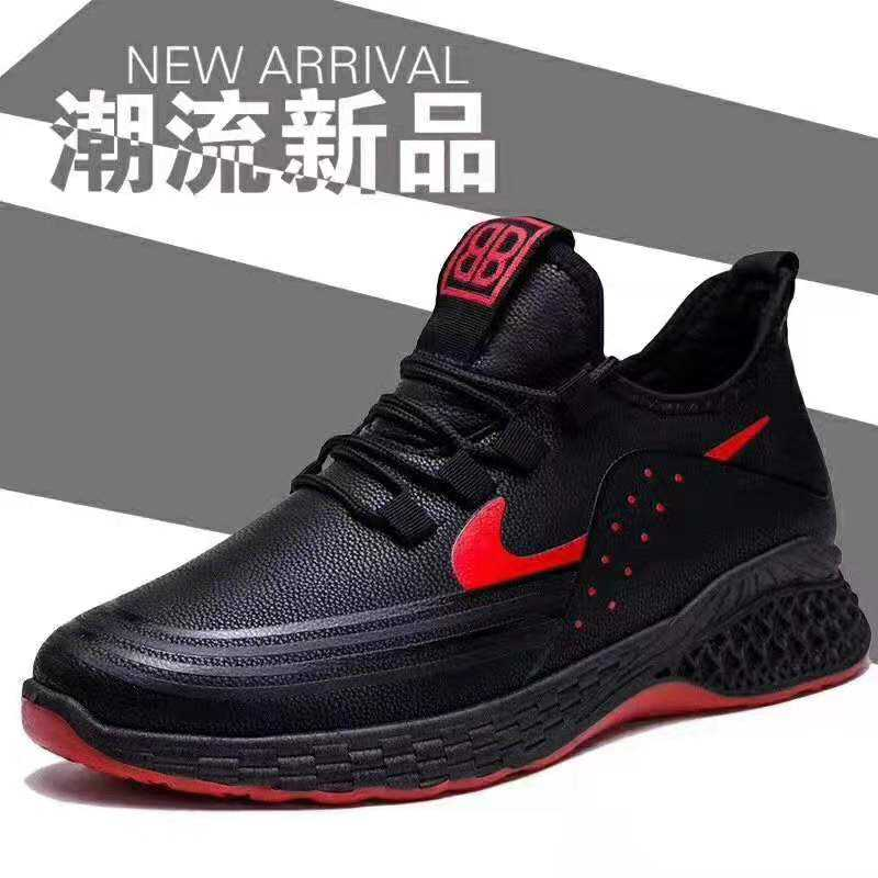2019 New design durable men shoes sneakers china canvas shoes