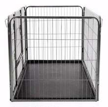 Heavy Duty  Play Pen 4 Panel Pet Puppy Dog Playpen