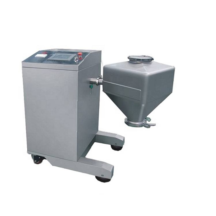 Laboratorium Pita Blender Mixer Mesin