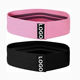 low MOQ Hip Band Custom Logo Elastic Resistance Bands Booty