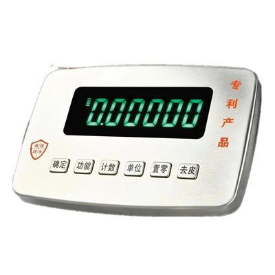 Cheap price weighing scale indicator big LED display with junction box