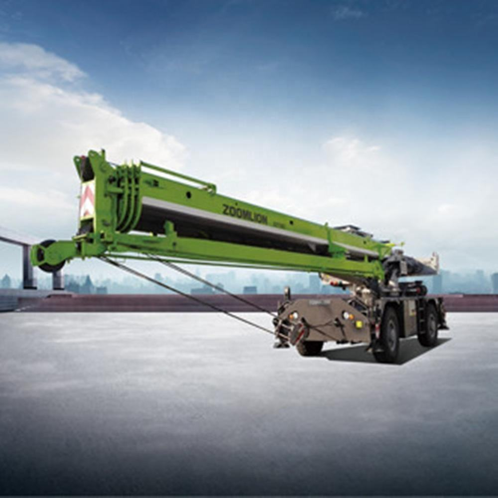 ZRT300 300 Ton Telescopic Boom Truck Hydraulic Rough Mobile Crane