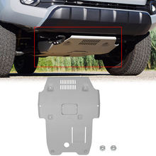 PTR60-35190 Aluminum Engine Guard Fit For Toyota Tacoma 2016 2017 2018 2019 TRD Front Skid Plate