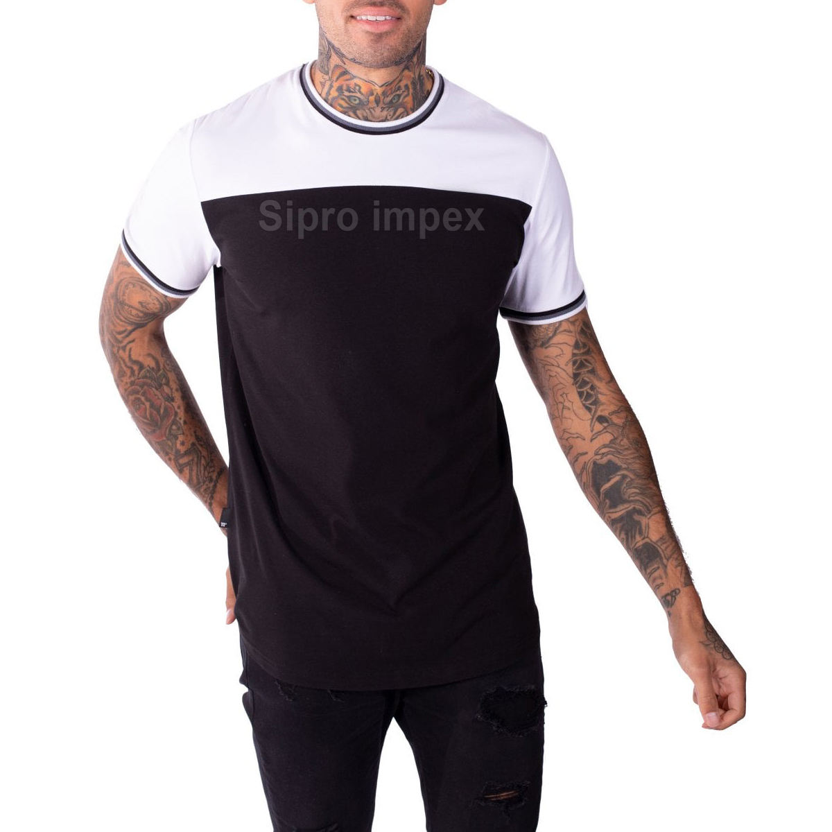 Wholesale gym CLothing 100% Cotton 2020 hemp t-shirts hand casual t shirts for men