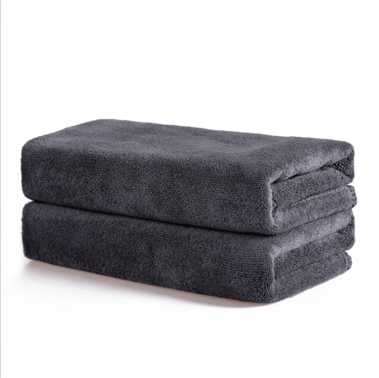 China Supplier Bath Towel Microfiber 80 Polyester 20 Polyamide Towel