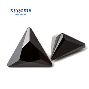 xygems wholesale bangkok gem dealer market prices raw stones black crystal gemstone lab grown diamond cubic zirconia for jewelry