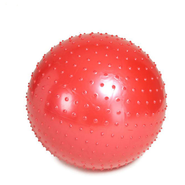 75cm anti-burst big yoga ball exercise massage ball wholesale