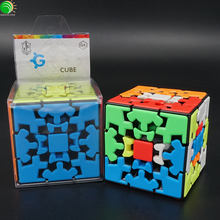 New Design 3x3x3 Abnormity Stickerless Speed Magic Cube Puzzle