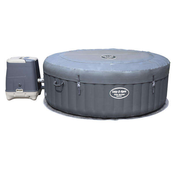 Baru Bestway 54144 Lay-Z Spa Palm Springs 6-8 Orang <span class=keywords><strong>AIR</strong></span> <span class=keywords><strong>JET</strong></span> Hot Tub Terbaru