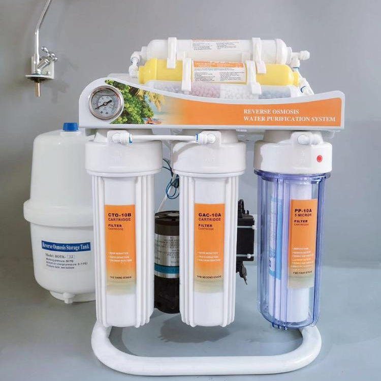TOP 5 manufacture under sink reverse osmosis ro-50g water filter system price with best service